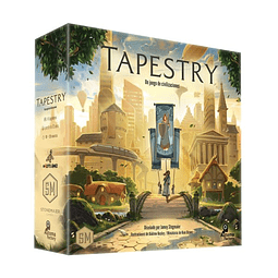 Tapestry - Juego de Mesa - Español