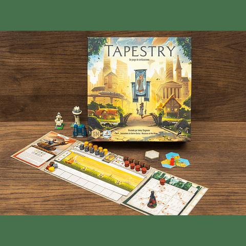 Tapestry - Juego de Mesa - Preventa - Español