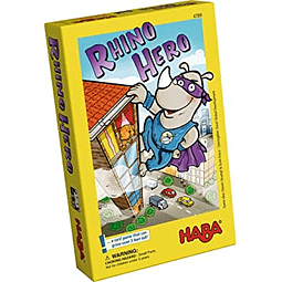 Rhino Hero - Español