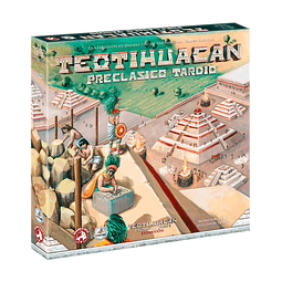 Teotihuacán: Preclásico Tardío - Español - Preventa