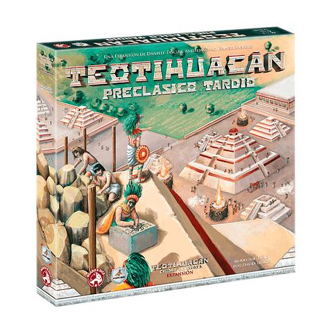 Teotihuacán Expansión Preclásico Tardío - Español - Preventa
