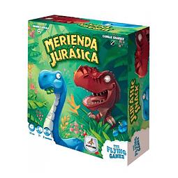 Merienda Jurásica - Juego de Mesa - Preventa - Español