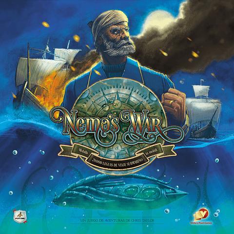 Nemos's War - Español