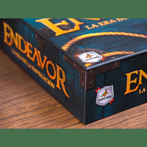 Endeavor: La Era de la Navegación - Español