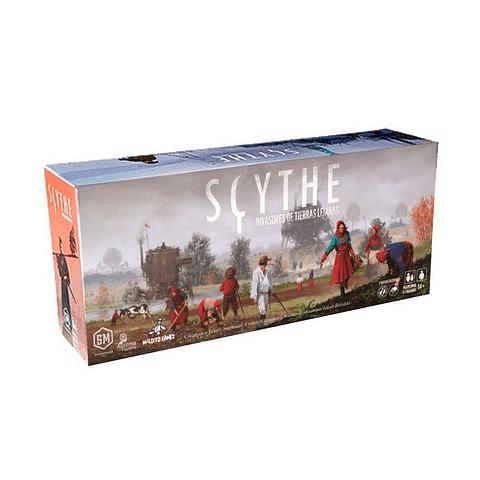 Preventa - Scythe - Expansión Invasores de Tierras Lejanas - Español