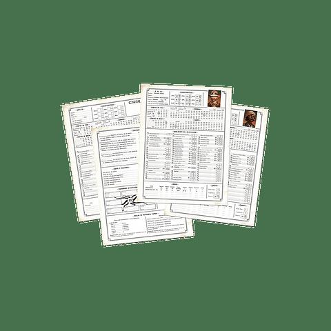 Caja de inicio: La Llamada de Cthulhu - Juego de Rol - Español
