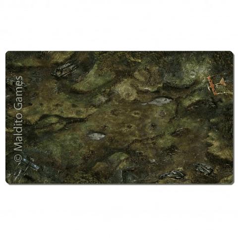 Tapete de Neopreno 140X80 cm- La Gran Guerra