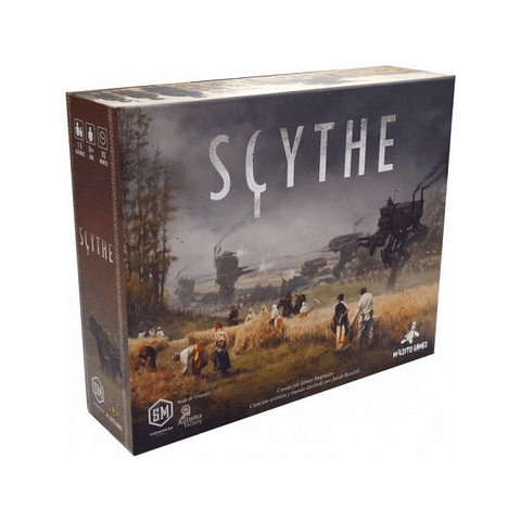 Scythe + Promos - Español