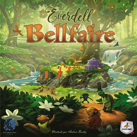Everdell Expansión Bellfaire - Español - Preventa