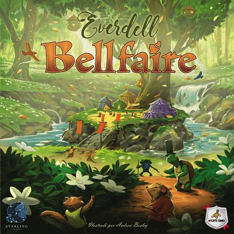 Everdell Expansión Bellfaire - Español