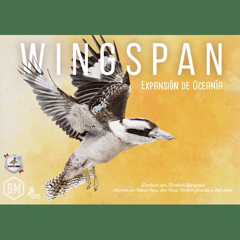 Preventa - Wingspan Expansión Oceanía - Español