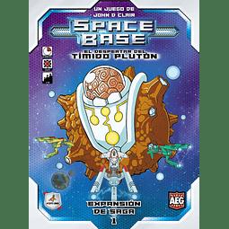 Space Base Expansión Timido Plutón - Español - Preventa