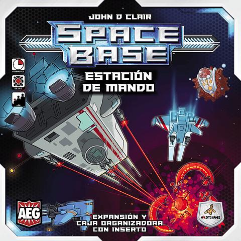 Space Base Expansión Estación de Mando - Español