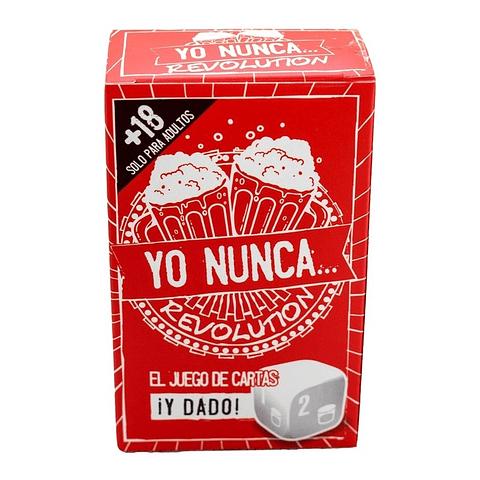 Preventa - Yo Nunca: Revolution - Español