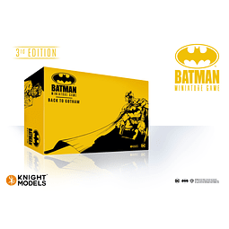 Preventa - Batman Miniature Game - Back to Gotham - Español