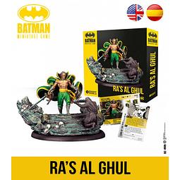 Batman Miniature Game: Ra's Al Ghul - Español - Preventa
