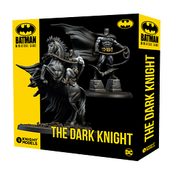 Batman Miniature Game: The Dark Knight Returns (Frank Miller) - Ingles - Preventa