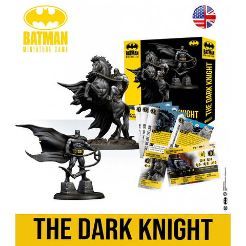 Batman Miniature Game: The Dark Knight Returns (Frank Miller) - Ingles - Preventa