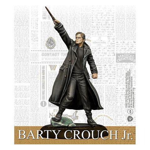 Preventa - Harry Potter Miniature Games - Barty Crouch Jr. y Mortifagos - Español