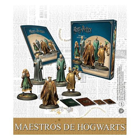 Preventa - Maestros de Hogwarts - Español