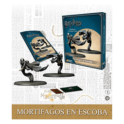 Mortifagos en Escoba - Español - Preventa