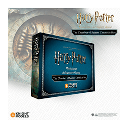 Harry Potter Miniatures Adventure Game - La Cámara de los Secretos: Chronicle Box - Español - Preventa