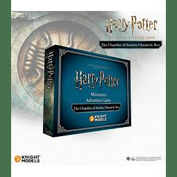 Preventa - Harry Potter Miniatures Game - La Cámara de los Secretos: Chronicle Box - Español
