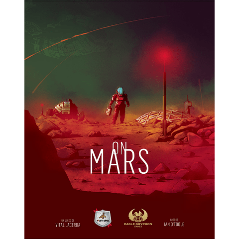 On Mars - Español - Preventa