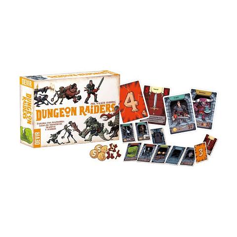 Dungeon Raiders 2da Edición - Español