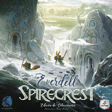 Everdell Expansión Spirecrest - Edición Coleccionista - Español