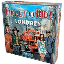 Aventureros al Tren Londres - Español