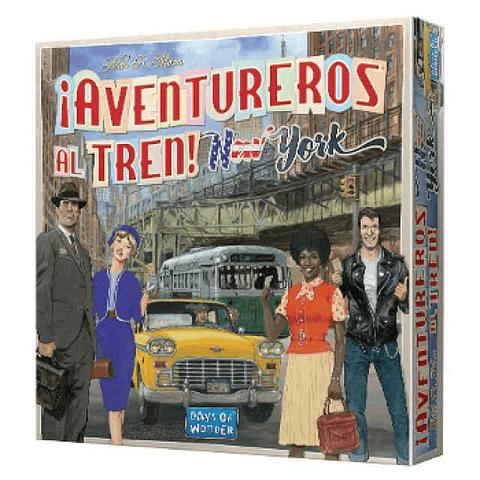 Aventureros al Tren New York - Español