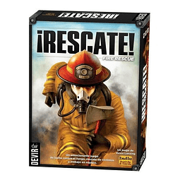 Rescate - Juego de Mesa - Español