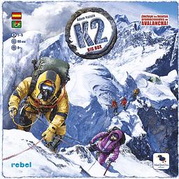 K2 Big Box - Juego de Mesa - Español