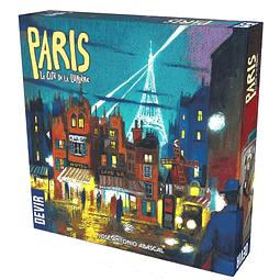 Paris La Cite de la Lumiere - Juego de Mesa - Español