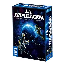 La Tripulación - Juego de Mesa - Español
