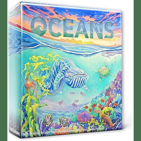 Oceans - Juego de Mesa - Español