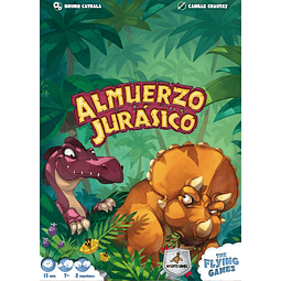 Almuerzo Jurasico - Español - Preventa