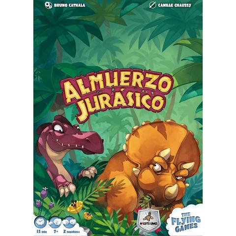 Preventa - Almuerzo Jurasico - Español