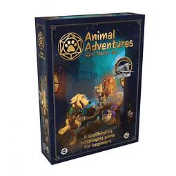Animal Adventures - Ingles - Preventa