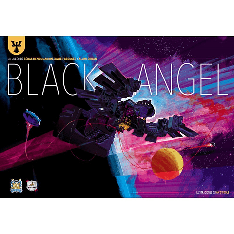 Preventa - Black Angel - Español