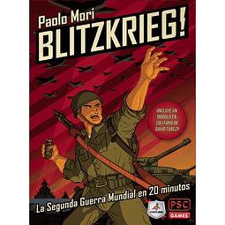 Blitzkrieg! + Expansión Nipona - Español - Preventa