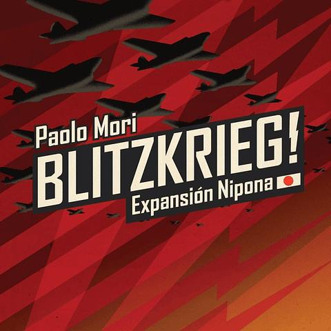 Preventa - Blitzkrieg! + Expansión Nipona - Español