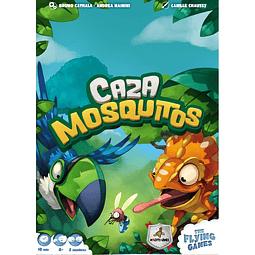 Cazamosquitos - Español - Preventa