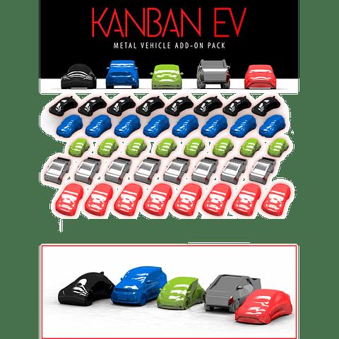 Coches Metálicos Kanvan EV - Preventa