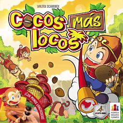 Cocos Más Locos - Español - Preventa