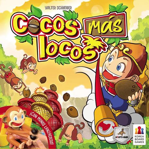 Cocos Más Locos - Español