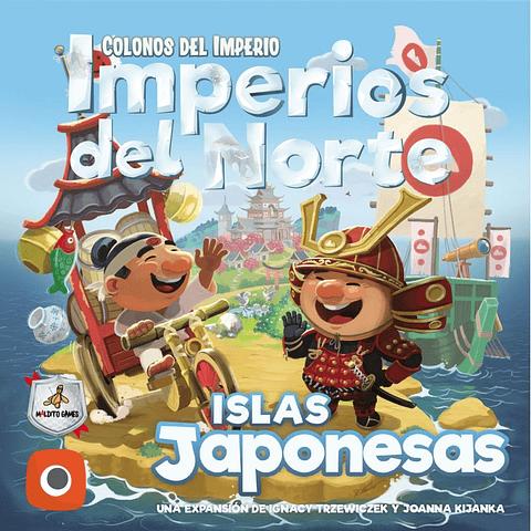 Preventa - Colonos Del Imperio: Imperios Del Norte - Islas Japonesas - Español