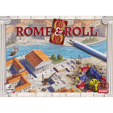 Rome & Roll - Español - Preventa