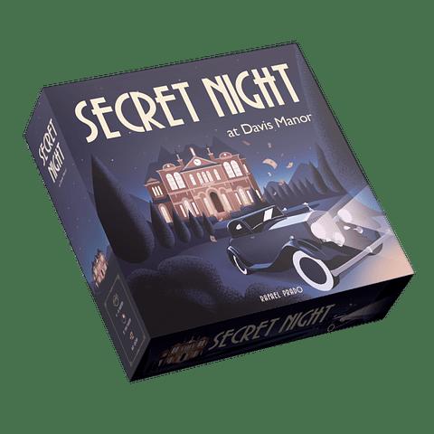 Preventa - Secret Night at Davis Manor - Español
